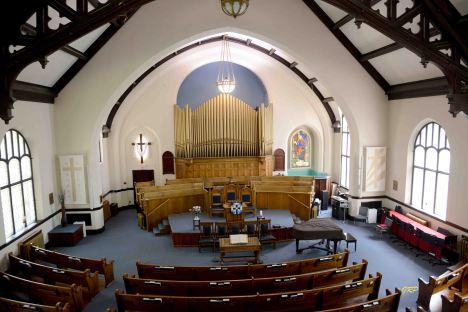 Broadway First Baptist Church 790 Honeyman Ave